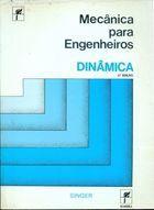Livro Mecânica para Engenheiros: Dinâmica Autor Ferdinand L. Singer (1982) [usado]
