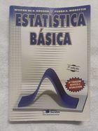 Livro Estatística Básica Autor Wilton de Oliveira Bussab, Pedro A. Morettin (2005) [usado]