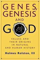 Livro Genes, Genesis And God Autor Holmes Rolston (1999) [usado]
