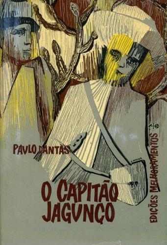 Livro o Capitão Jagunço Autor Paulo Dantas (1964) [usado]