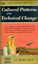 Livro Cultural Patterns And Technical Change Autor Margaret Mead (1955) [usado]