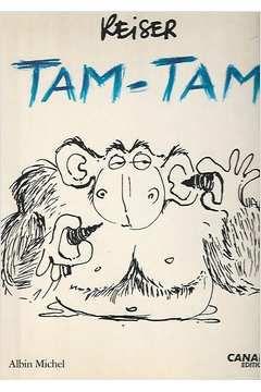 Gibi Tam - Tam ( Textos em Francês ) Autor Reiser (1993) [usado]