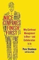 Livro Nice Companies Finish First: Why Cutthroat Management Is Over... Autor Peter Shankman, Karen Kelly (2013) [usado]