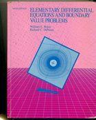 Livro Elementary Differential Equations And Boundary Value Problems Autor William E. Boyce, Richard C. Diprima (1992) [usado]
