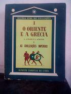Livro História Geral das Civilizações_tomo 1_o Oriente e a Grécia_1... Autor A. Aymard, J. Auboyer (1972) [usado]