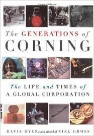 Livro The Generations Of Corning Autor Davis Dyer And Daniel Gross (2001) [usado]
