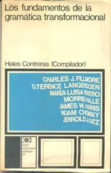 Livro Los Fundamentos de La Gramática Transformacional Autor Heles Contreras ( Compilador ) (1971) [usado]