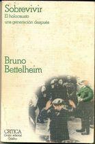 Livro Sobrevivir: El Holocausto Una Generación Después Autor Bruno Bettelheim (1981) [usado]