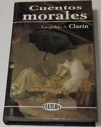 Livro Cuentos Morales Autor Leopoldo A. Clarín (1999) [usado]