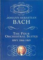 Livro The Four Orchestral Suites-bwv 1066-1069 Autor Johann Sebastian Bach (2000) [usado]