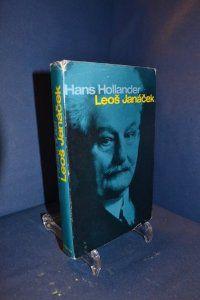Livro Leos Janácek: Leben And Werk Autor Hans Hollander (1964) [usado]