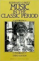 Livro Music In The Classic Period Autor Reinhard G. Pauly (1988) [usado]