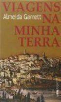 Livro Viagens na Minha Terra Autor Almeida Garrett (2013) [usado]