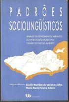 Livro Padrões Sociolinguísticos Autor Giselle Machline de Oliveira e Silva Et Al (1996) [usado]