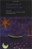 Livro Handbook Of Palliative Care Autor Christina Faull, Yvone Carter, Richard Woof (1998) [usado]