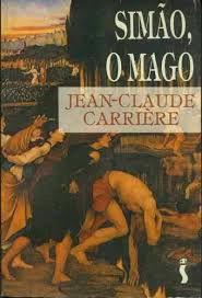 Livro Simão, o Mago Autor Jean-claude Carrière (1994) [usado]