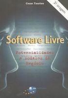 Livro Software Livre - Potencialidades e Modelos de Negócios Autor Cezar Taurion (2004) [usado]