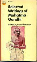 Livro Selected Writings Of Mahatma Gandhi Autor Mahatma Gandhi - Ronald Duncan ( Edited ) (1973) [usado]