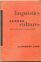 Livro Linguistics Across Cultures Autor Robert Lado (1957) [usado]