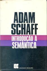 Livro Introdução À Semântica Autor Adam Schaff (1968) [usado]