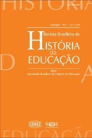 Livro Revista Brasileira de História da Educação V. 13 - Nº 2 (32) Autor Sociedade Brasileira de História da Educação (2013) [novo]