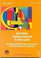 Livro Estudo, Pensamento e Criação - Volume Iii Autor José Roberto Rus Perez ( Coord. ) (2007) [usado]