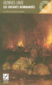 Livro Les Enfants Bombardés Autor Georges Linze (2002) [usado]