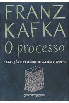 Livro o Processo (edição de Bolso) Autor Franz Kafka (2013) [usado]