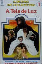 Livro a Queda de Atlântida-2_a Teia de Luz Autor Marion Zimmer Bradley (1988) [usado]