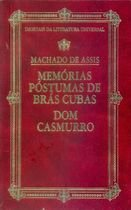 Livro Memórias Póstumas de Brás Cubas-imortais da Literatura Universal Autor Machado de Assis (1989) [usado]