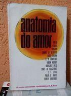 Livro Anatomia do Amor Autor A. M. Krich [usado]