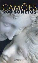Livro 200 Sonetos Autor Camões (2005) [usado]