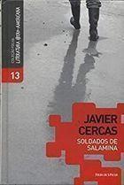 Livro Soldados de Salamia Autor Javier Cercas (2012) [usado]