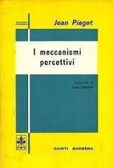Livro I Meccanismi Percepttivi Autor Jean Piaget (1980) [usado]