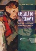 Livro Más Allá de La Persona Autor Virginia Moreira (2001) [usado]