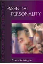 Livro Essential Personality Autor Donald Pennington (2007) [usado]