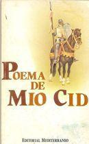 Livro Poema de Mio Cid (em Espanhol) Autor Anônimo (1985) [usado]