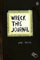 Livro Wreck This Journal (black) Expanded Edition Autor Keri Smith (2012) [usado]