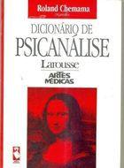 Livro Dicionário de Psicanálise Autor Roland Chemama (1995) [usado]
