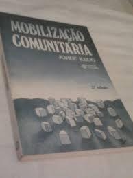 Livro Mobilização Comunitária Autor Jorge Krug (1982) [usado]