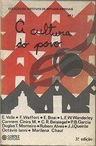Livro a Cultura do Povo_n° 1 Autor Edênio Valle, José J. Queiróz - Orgs (1982) [usado]