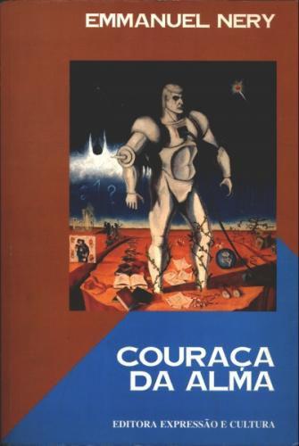 Livro Couraça da Alma Autor Emmanuel Nery (1996) [usado]
