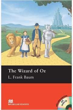 Livro The Wizard Of Oz Autor L. Frank Baum (2016) [usado]
