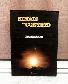 Livro Sinais de Contato Autor Trigueirinho (1989) [usado]