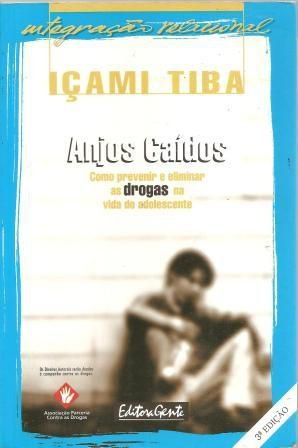 Livro Anjos Caídos Autor Içami Tiba (1999) [usado]