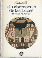 Livro El Tabernáculo de Las Luces ( Michkat - Al - Anwar ) Autor Al - Gazzalli (1986) [usado]