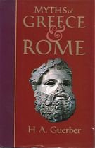 Livro Myths Of Greece And Rome Autor H. A. Gueber (2004) [usado]
