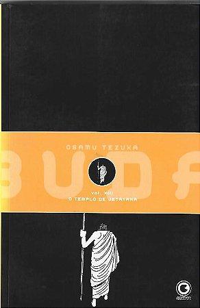 Livro Buda - o Templo de Jetavana - Volume 13 Autor Osamu Tezuka (2006) [usado]