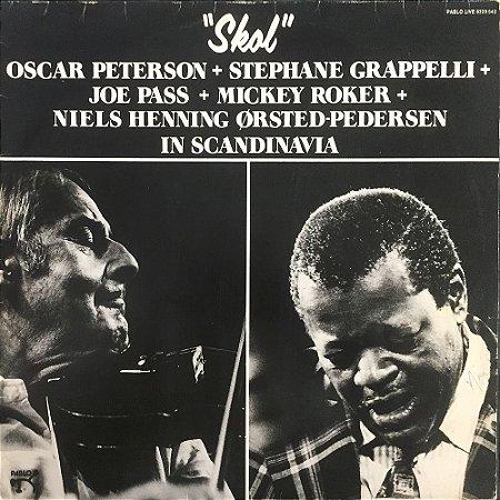 Oscar Peterson - Stephane Grappelli - Joe Pass -Mickey Roker - Niels Pedersen - 1979 - In Scandinavia