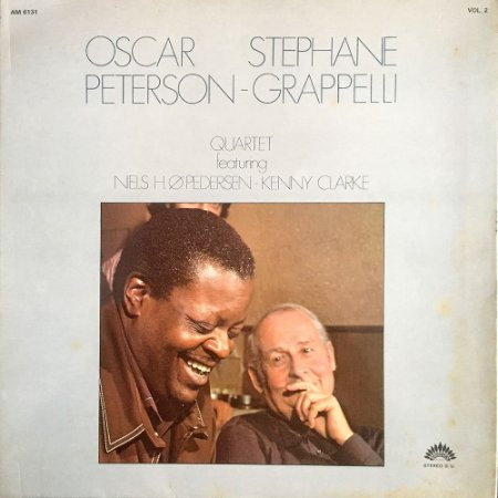 Oscar Peterson - Stephane Grappelli Vol. 2
